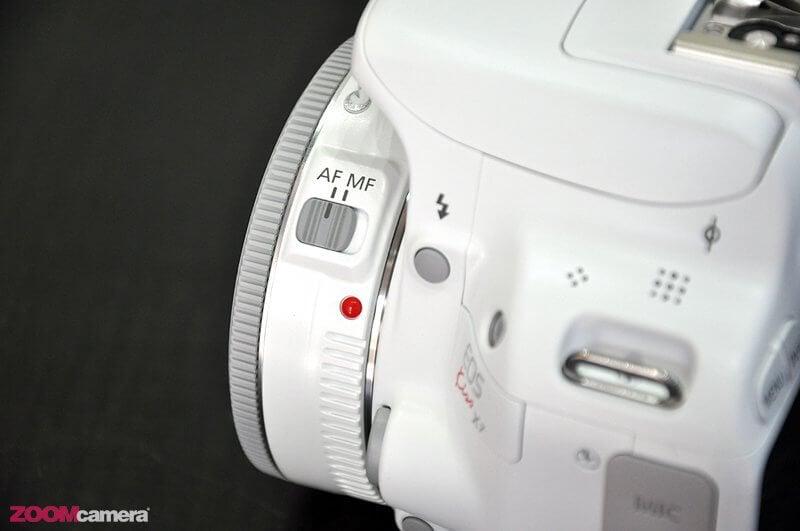 Canon EOS KissX7 White 14