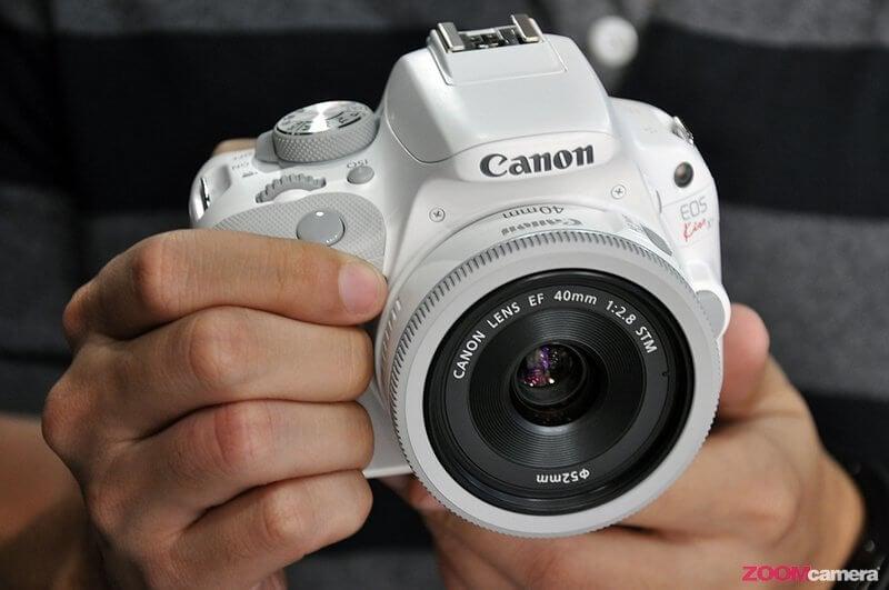 Canon EOS KissX7 White 16