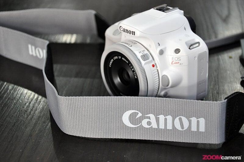 Canon EOS KissX7 White 17