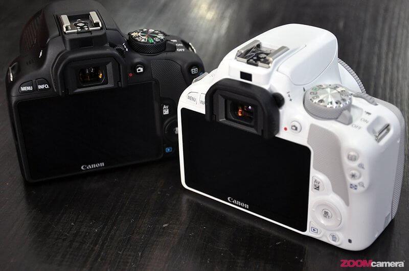 Canon EOS KissX7 White 21