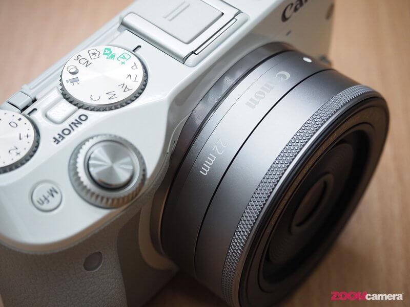 Canon EOS M3 Unbox 13