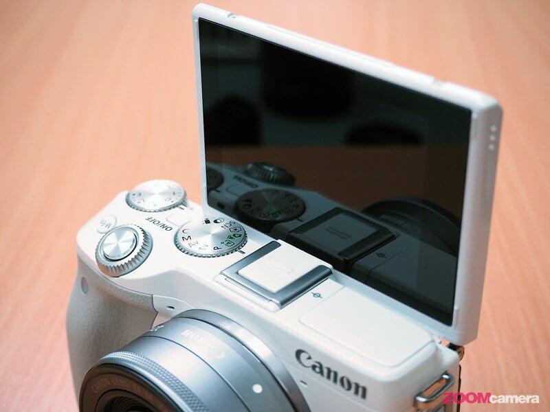 Canon EOS M3 Unbox 15
