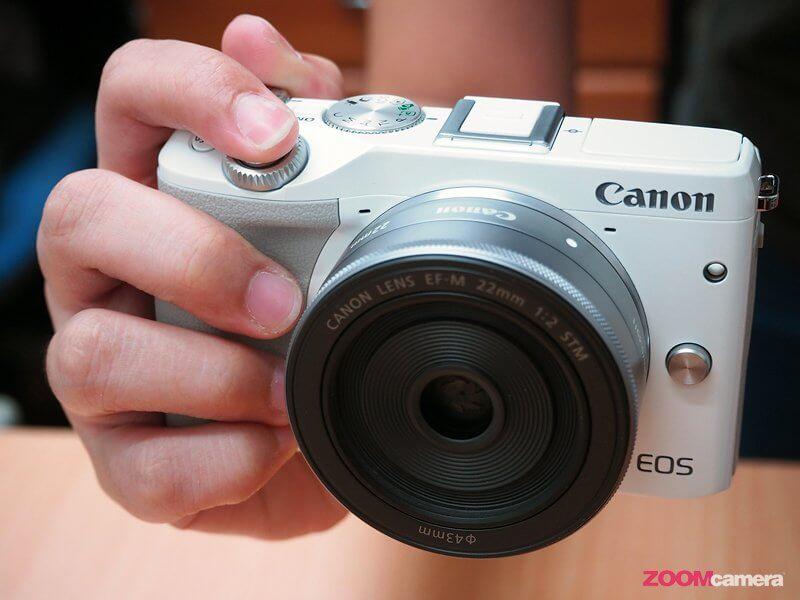 Canon EOS M3 Unbox 16