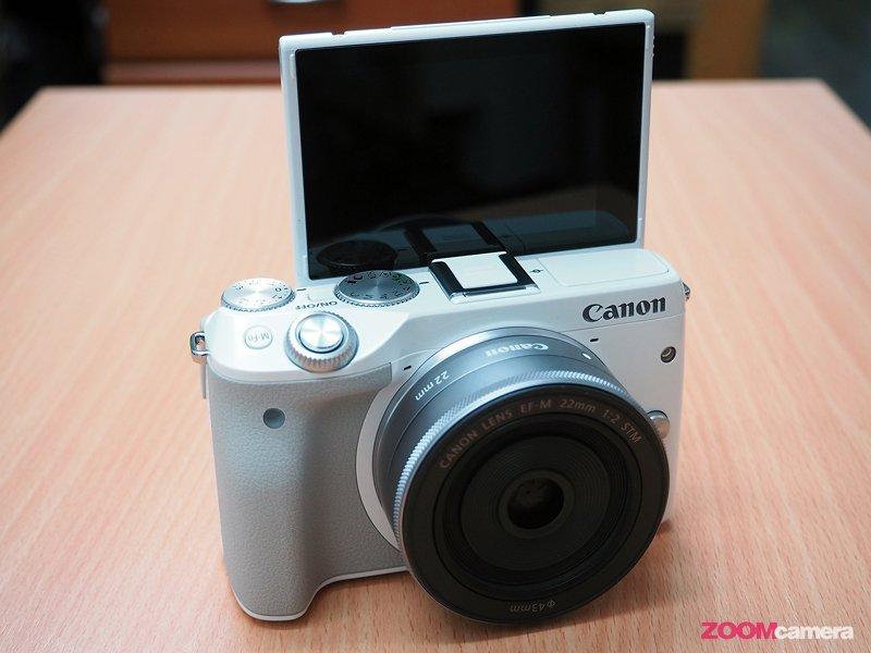 Canon EOS M3 Unbox 17
