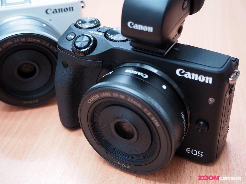 Canon EOS M3 Unbox 18