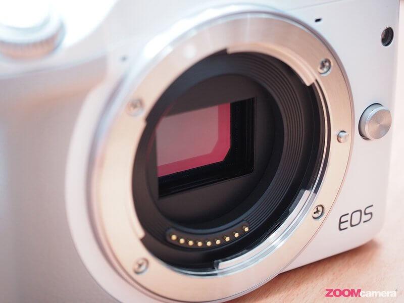 Canon EOS M3 Unbox 22