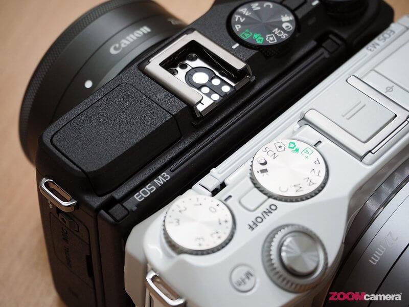 Canon EOS M3 Unbox 25