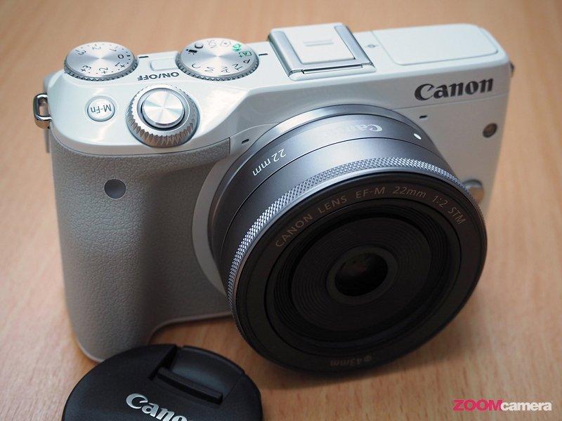 Canon EOS M3 Unbox 3