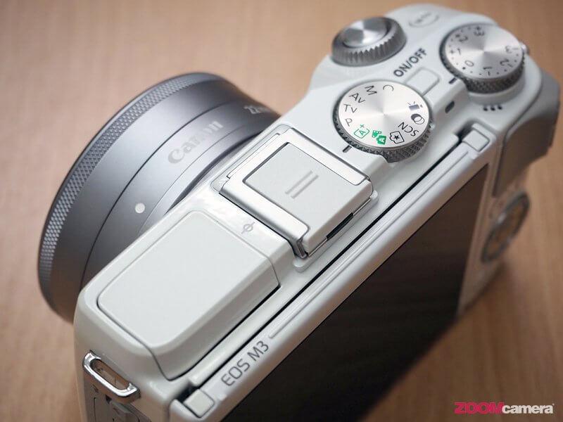 Canon EOS M3 Unbox 7