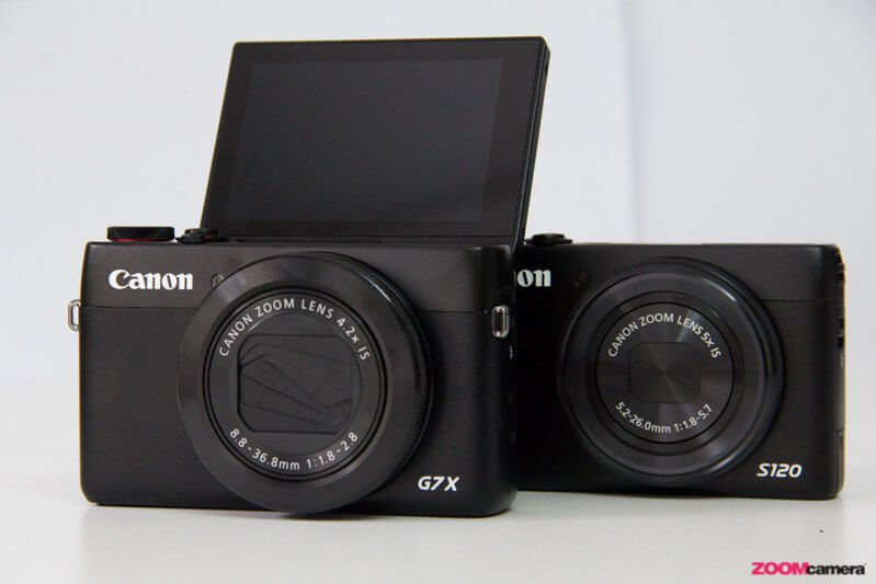 แกะกล่อง Canon G7X กล้องไฮเอนด์ในร่างเด็กน้อย