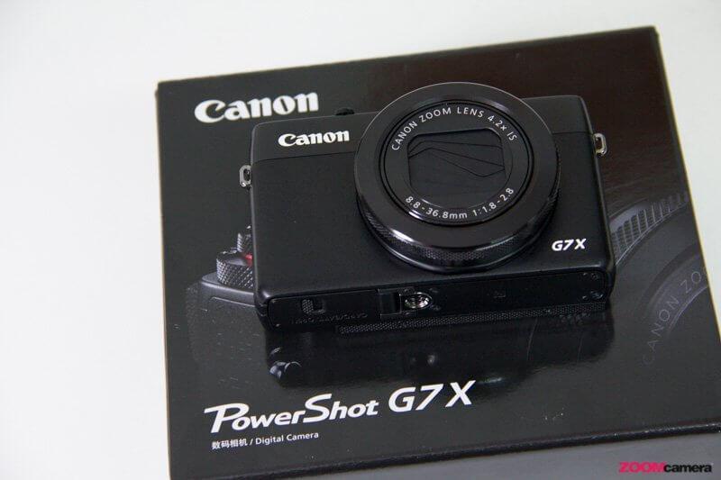 Canon G7X box 2