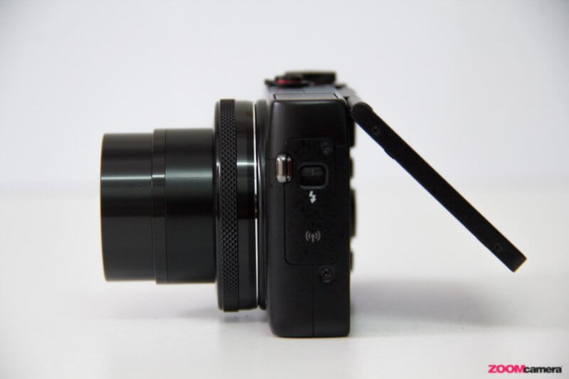 Canon G7X side 3