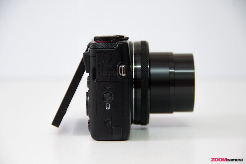 Canon G7X side1