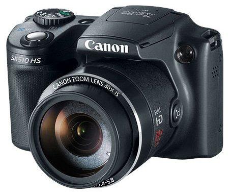 Canon PowerShot SX510hs camera