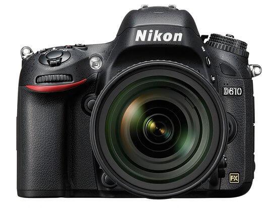 เปิดตัวแล้วว Nikon D610 เปลี่ยนนู่นนิ๊ดนี่หน่อย