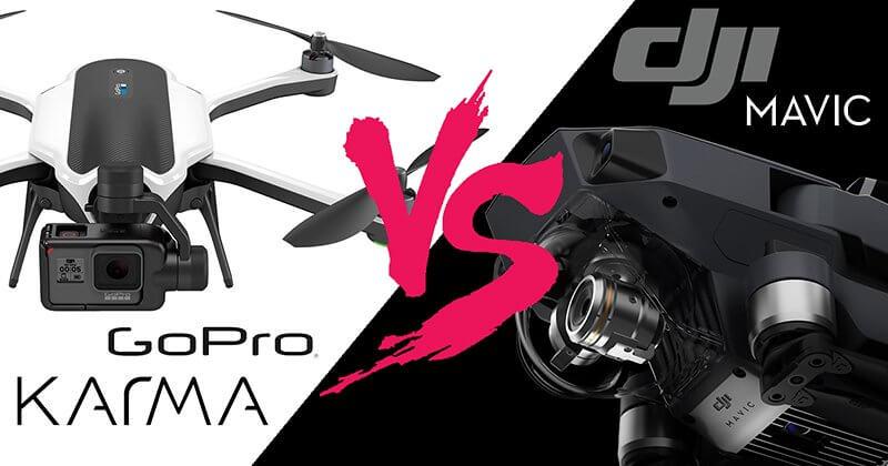 DJI vs GoPro 800