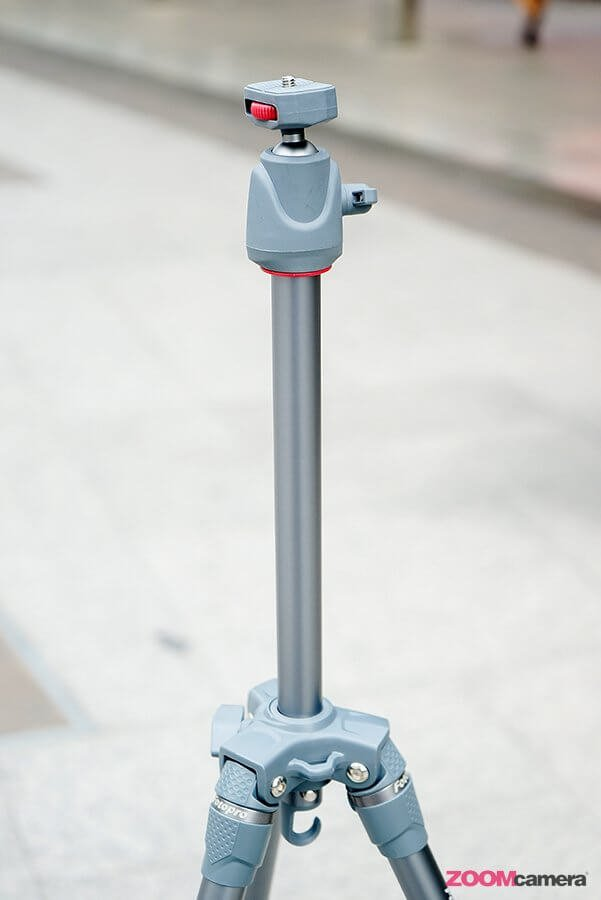 รีวิว Fotopro S3 Lite ขาตั้งกล้องเล็ก เบา หัวบอล กลับแกนกลางถ่ายมาโครได้