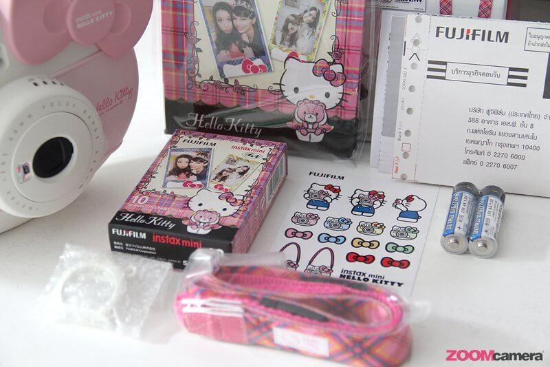 Fuji Instax mini Hello Kitty 2