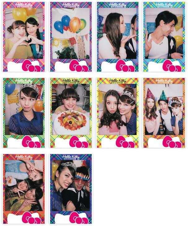 Fuji Instax mini film limited edition