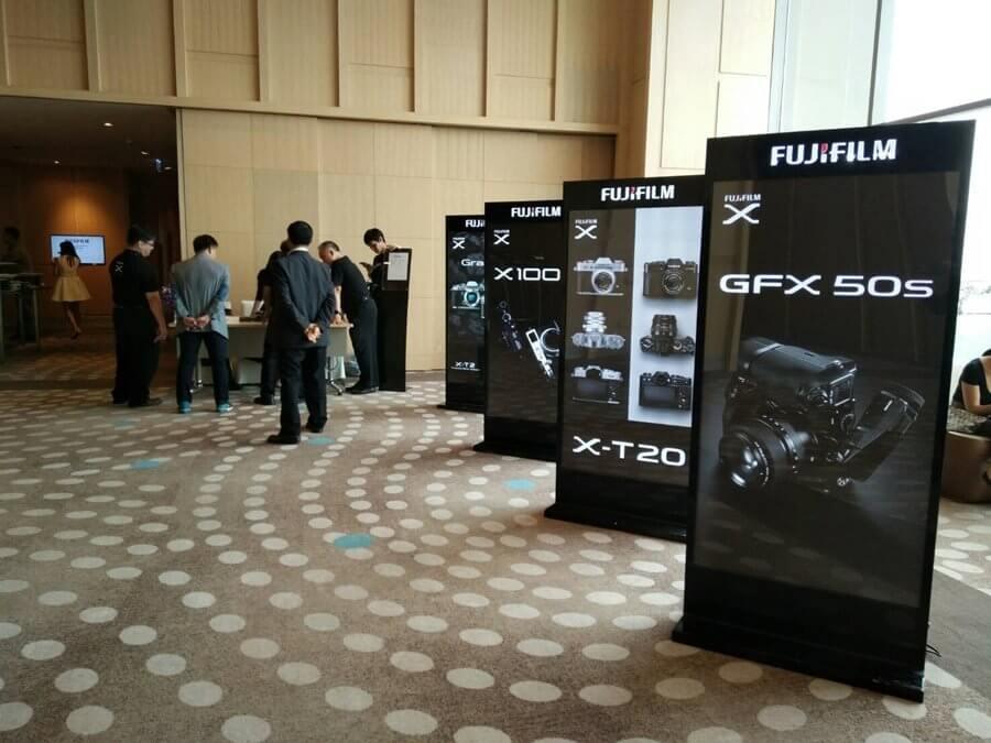 Fuji GFX Zoomcamera