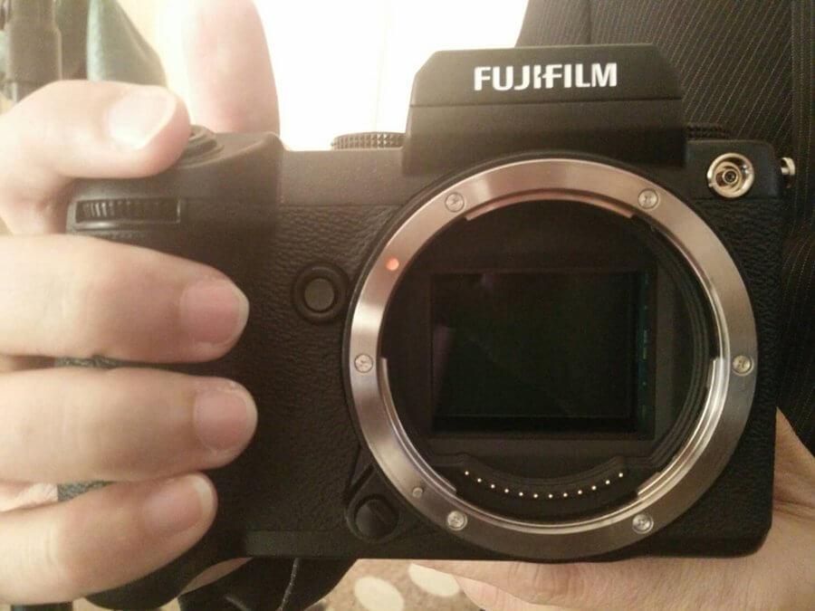 Fuji GFX Zoomcamera 9