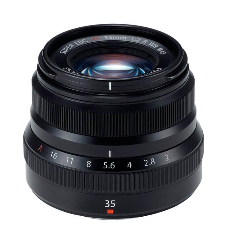 Fujifilm 35mm F2 3