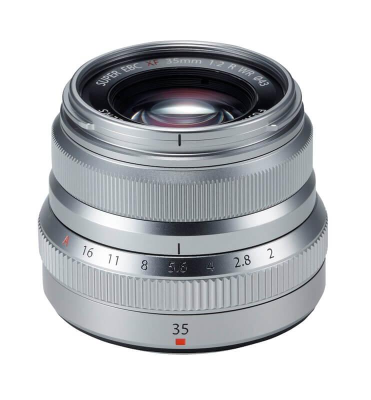 Fujifilm 35mm F2 4