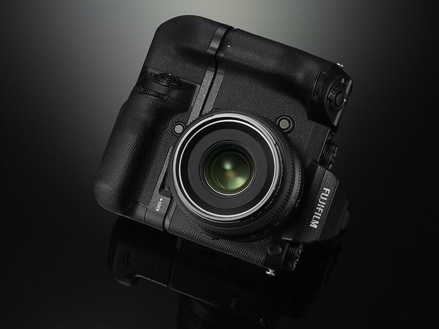 Fujifilm GFX 50S 1