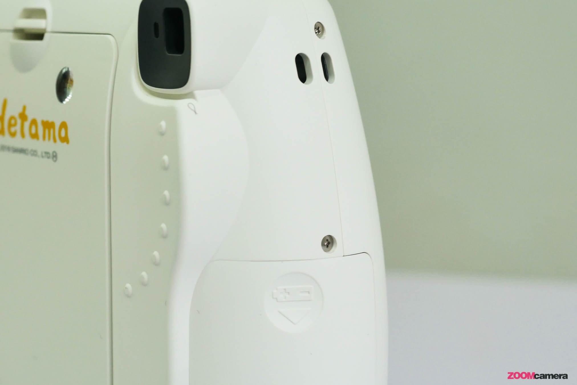 แกะกล่องรีวิวกล้องไข่ขี้เกียจ Instax mini8 - Gudetama ความกวนเส้นน่ารัก ที่มาอยู่บนกล้องฟิล์มสุดชิค