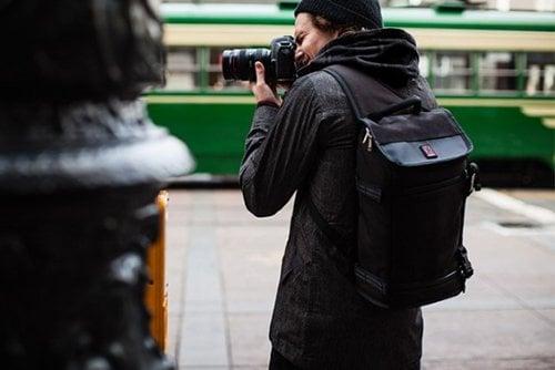 Introduction CHROME Niko Camera Bag 03