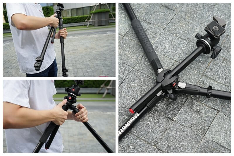 Manfrotto 290 Dual 496RC2 13