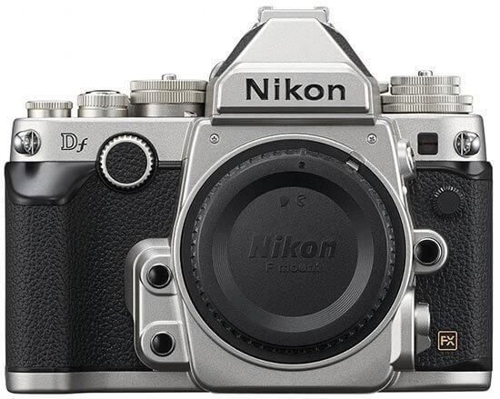Nikon Df kit silver 2