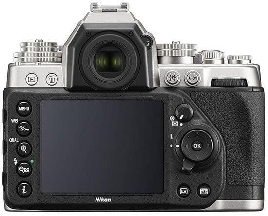 Nikon Df kit silver 3