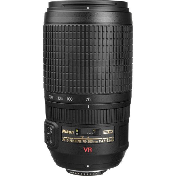 Nikon Lens AF-S 70-300mm F4.5-5.6G IF ED