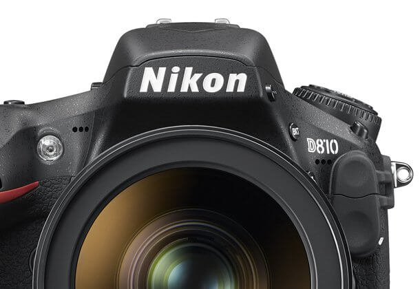 Nikon D810 price release date specs D810 24 70 front