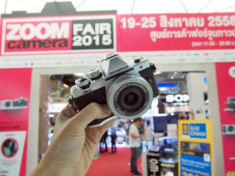 เปิดตัวพร้อมวางขาย Olympus OM-D E-M10 Mark II แล้ววันนี้ครั้งแรกที่ ZoomCamera