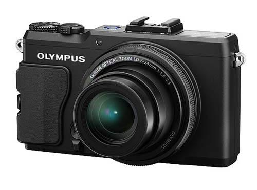 Olympus XZ 2 camera front