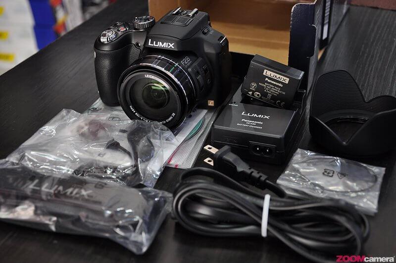 Panasonic FZ200 Image 2