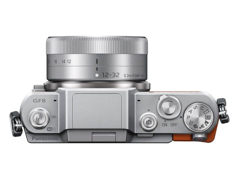 เปิดตัว Panasonic Lumix DMC-GF8 จัดฟีเจอร์ Selfie มาเต็ม