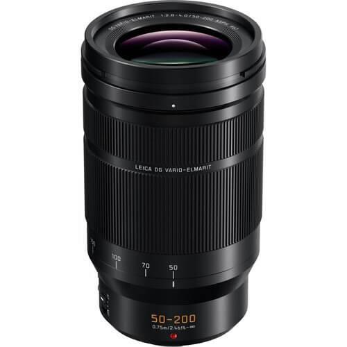 Official : Panasonic เปิดตัว Leica DG Vario 50-200 F2.8-4 Power OIS