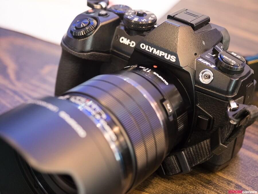 Preview Olympus 17mm F1 2 PRO and 45mm F1 2 PRO 150043