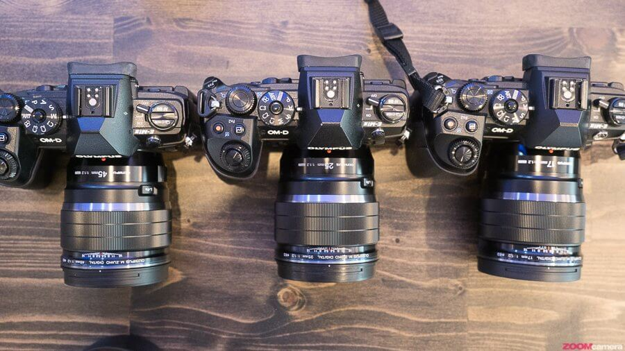 Preview Olympus 17mm F1 2 PRO and 45mm F1 2 PRO 150055