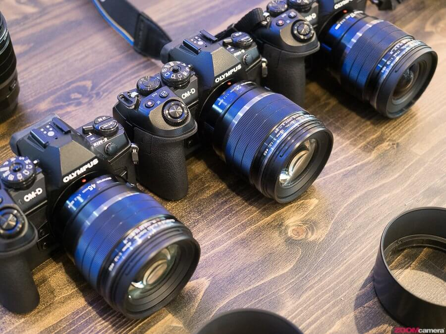 Preview Olympus 17mm F1 2 PRO and 45mm F1 2 PRO 150056
