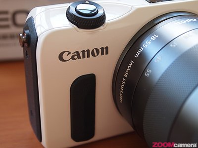 Review Canon EOS M Image 12