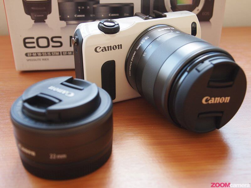 Review Canon EOS M Image 13