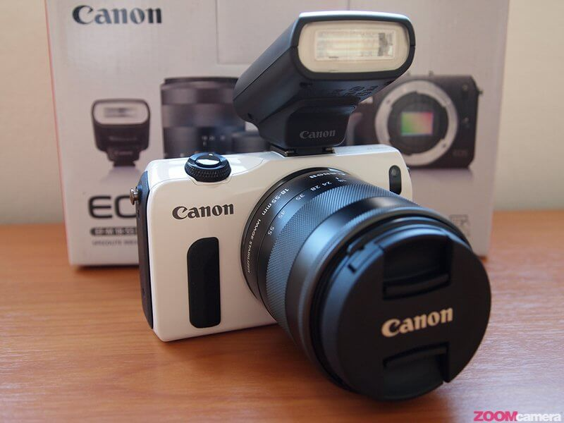 Review Canon EOS M Image 23