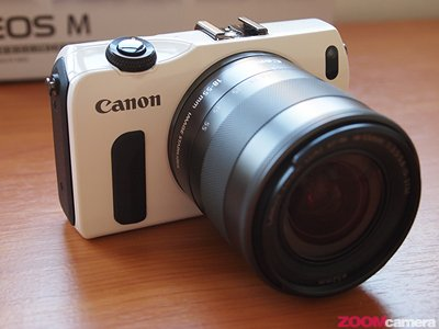 Review Canon EOS M Image 28