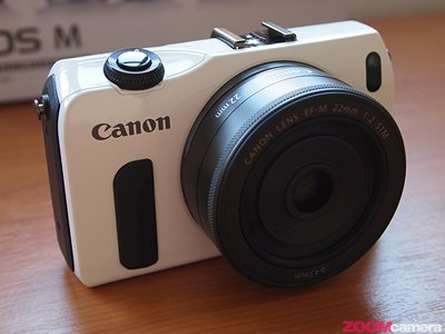 Review Canon EOS M Image 29