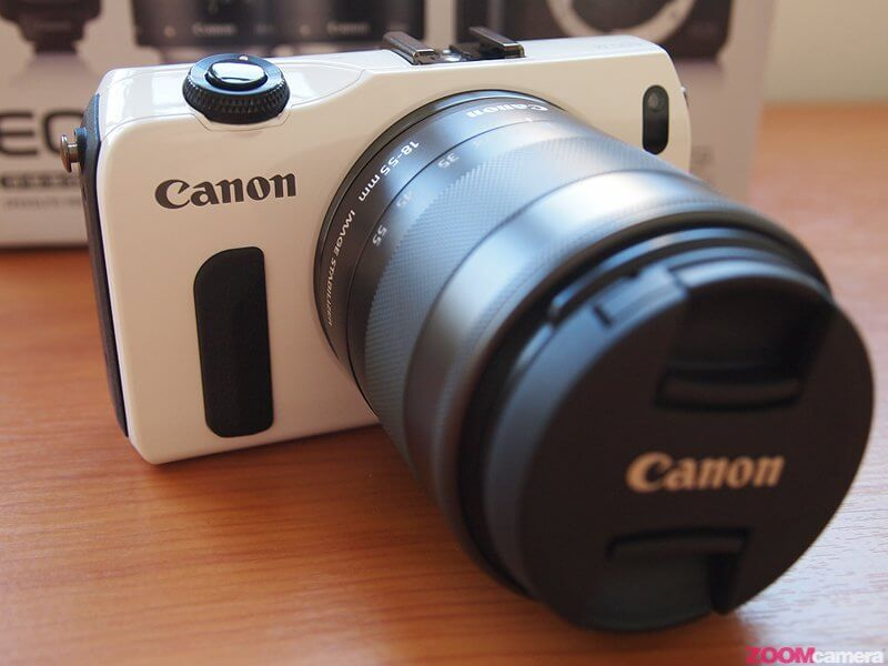 Review Canon EOS M Image 3