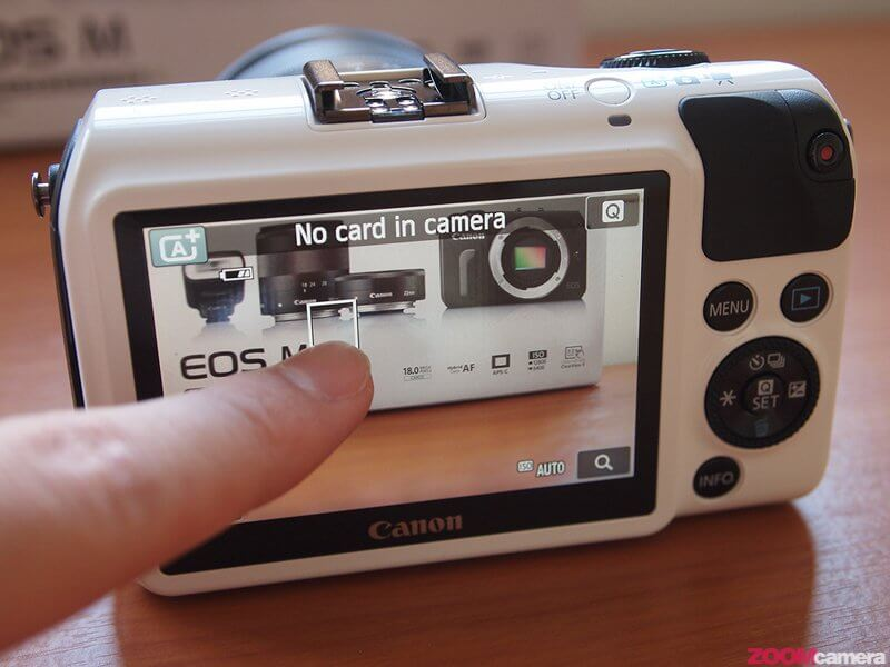 Review Canon EOS M Image 31